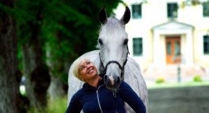 Häst och lantliv Malin Andersson