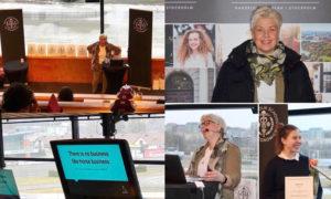 Malin Andersson Inspiratör Handelshögskolan, Innovationstrappan